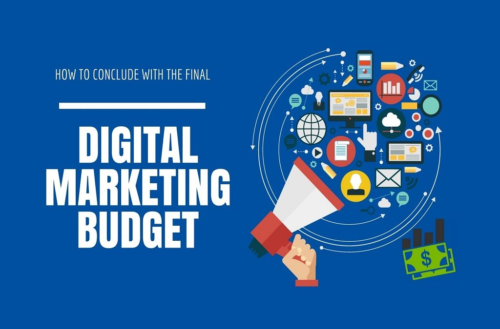 Digital Marketing Budget for 2018